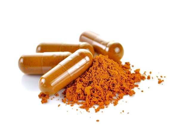 Curcuma + Bioperin ® - Curcumin hochdosiert von EXVital, 90 Kapseln