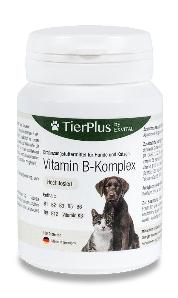 Vitamin B Komplex fr Hunde & Katzen